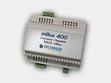 mBus 400 (RS-232 - M-Bus)